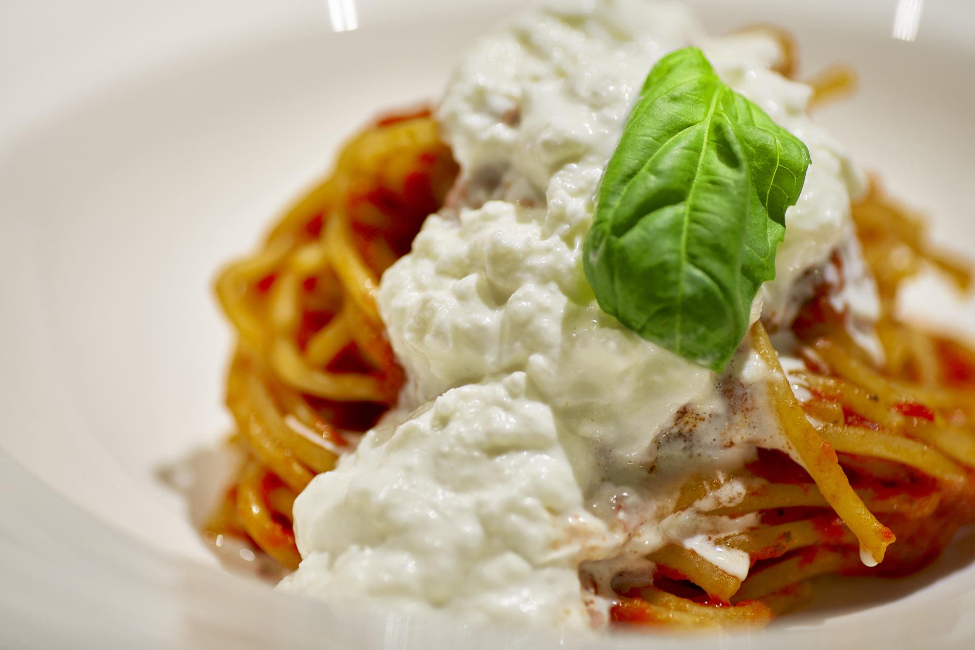 lineaunobistro cucina spaghetti