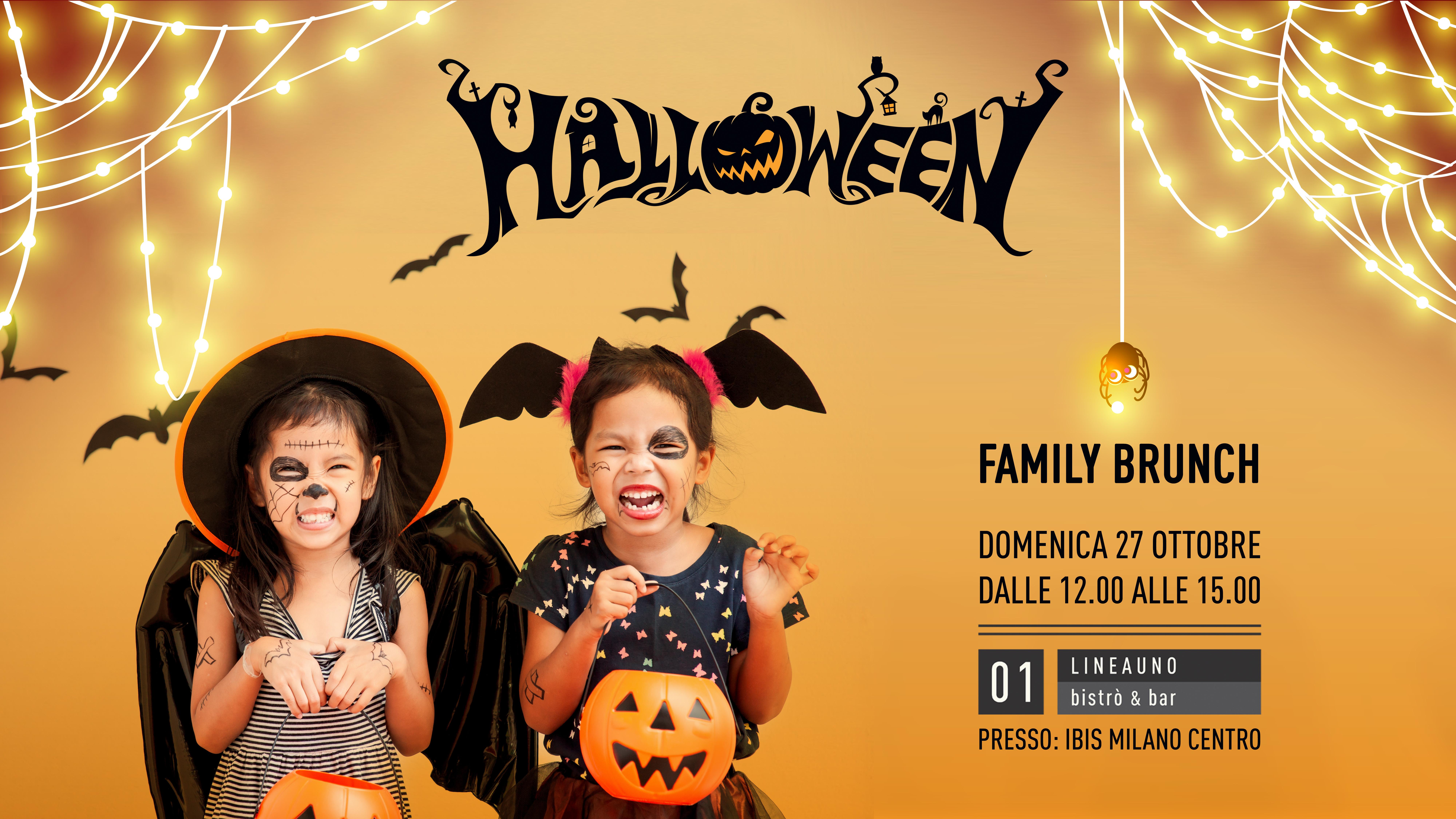 Halloween Family Brunch