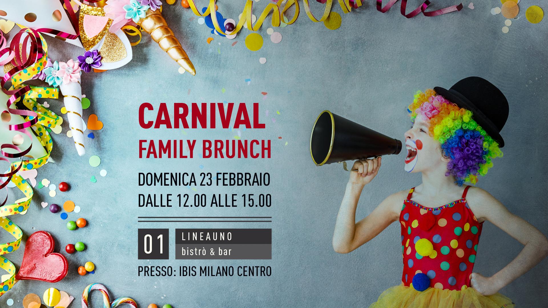 Carnival family brunch